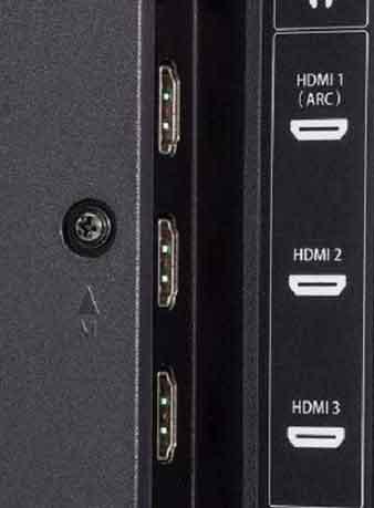 شکل-  ورودی یا پورت HDMI