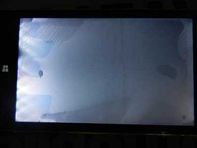 شکل- پنل آبخورده تلویزیون