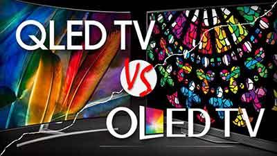 شکل-تلویزیون LCD QLED