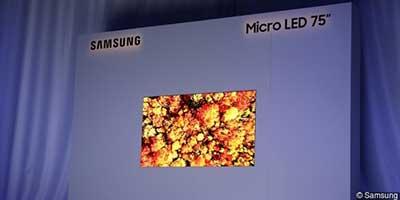شکل-MicroLED samsung