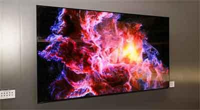شکل- تلویزیونهای هوشمند CES 2020