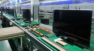 شکل-ویروس کرونا و پنل LCD