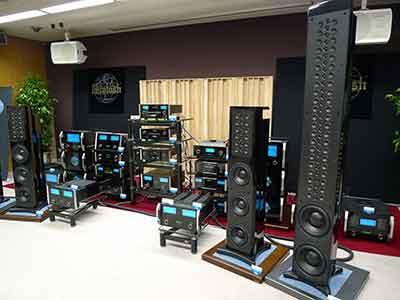 شکل1- انواع سیستم صوتی