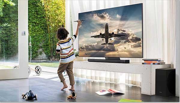 شکل 1 – تلویزیون های ۲۰۲۱ سامسونگ